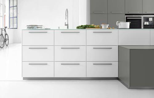 Küchengriffe, Küchenknöpfe | Nolte Küchen | Küche in 2019 ...