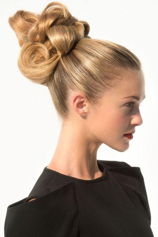 Chignon des idées de coiffures chignons Beauté Hair