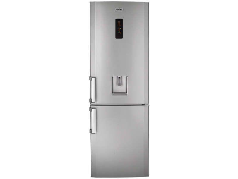 Soldes Réfrigérateur Conforama, Promo Réfrigérateur Pas Cher Conforama,  Soldes Refrigerateur Combiné BEKO CN136220DS Prix Soldes Conforama 602.50 U20ac  TTC Au ...