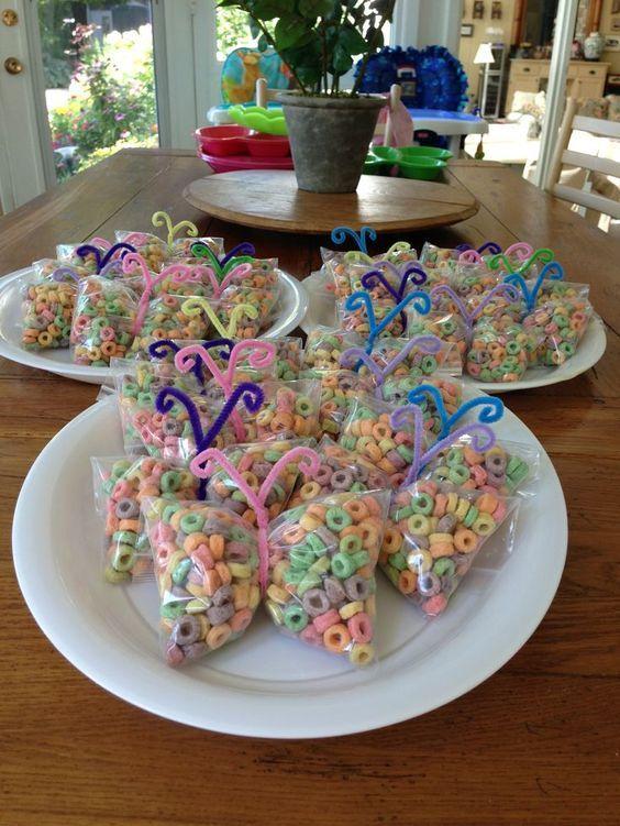Ideas divertidas para regalar dulces y fruta a los ni os - Golosinas para cumpleanos de ninos ...