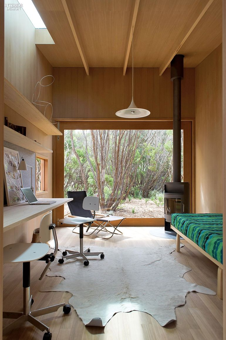 North By Southeast Stephen OConnor And Annick Houles Australian Retreat TerracePatioWindowBedroomInterior DesignStudy