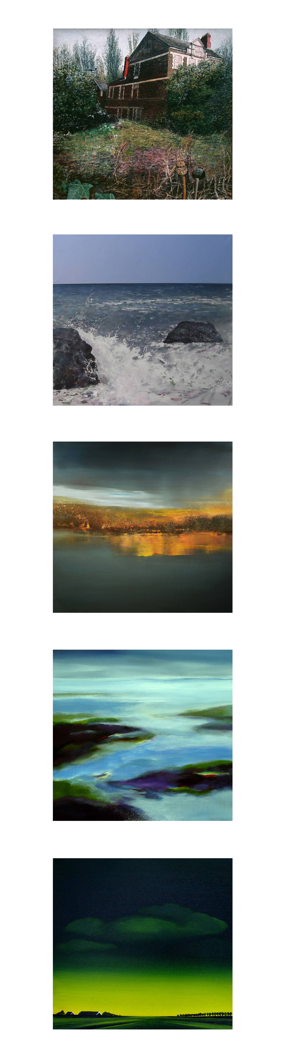 Love LANDSCAPE paintings? See new art by some of the most popular artists selling their work on Saatchi Art.