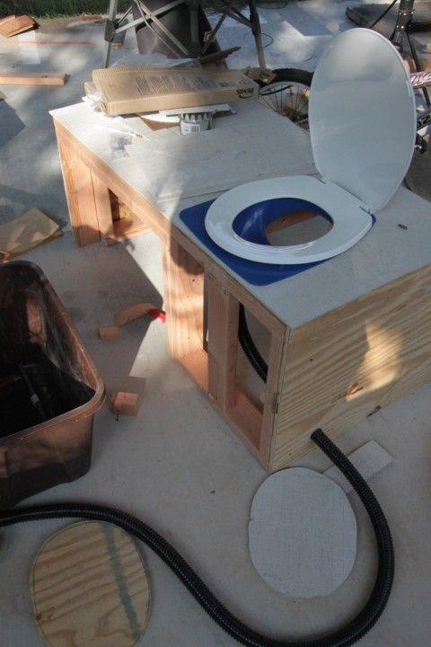 Urine Diverting Composting Toilet Home Decor Pinterest