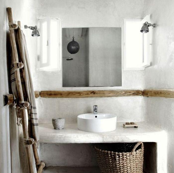 Scegliere il rivestimento per il bagno il tadelakt cos 39 - Cinque terre dove fare il bagno ...