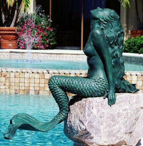 Mermaid Garden Decor Now If We Could