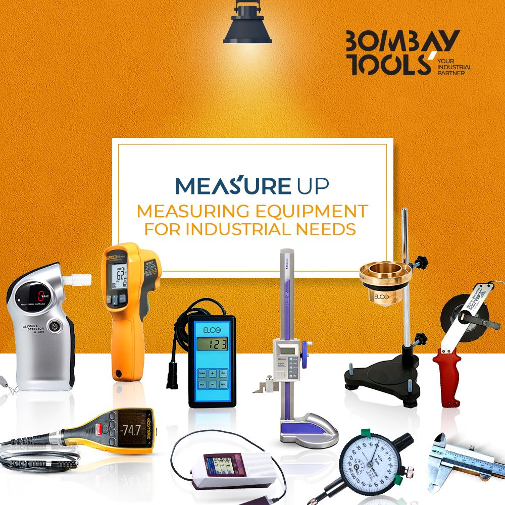 Precision Measuring Tools Help Maintain Quality Control On The