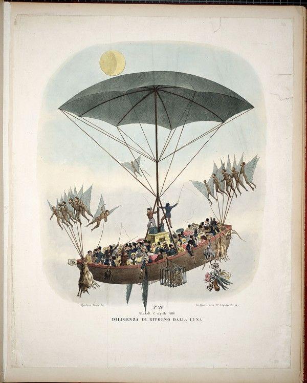 Moon Hoax of 1836