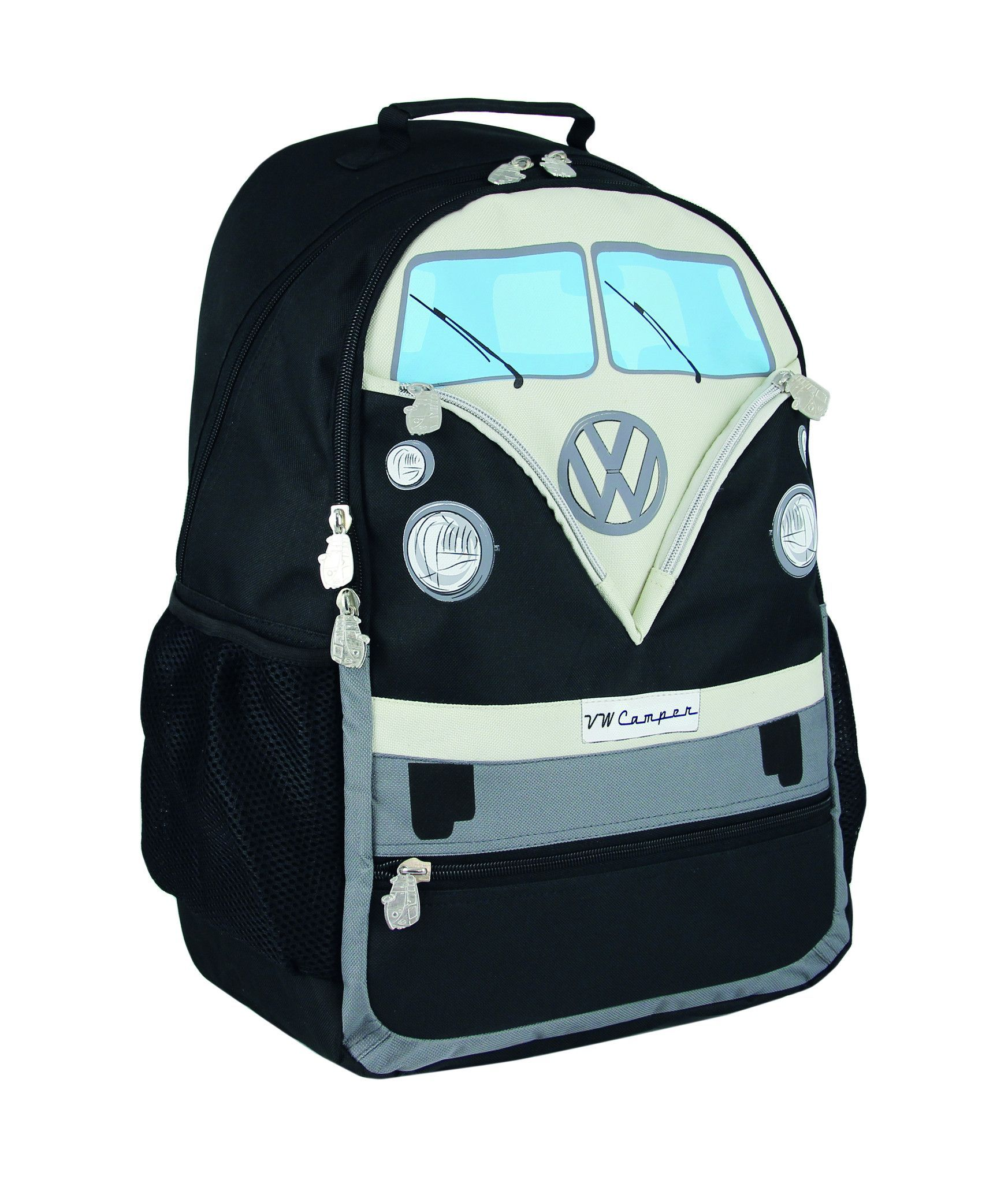 c85a617d7d VW Bus Backpack-Black