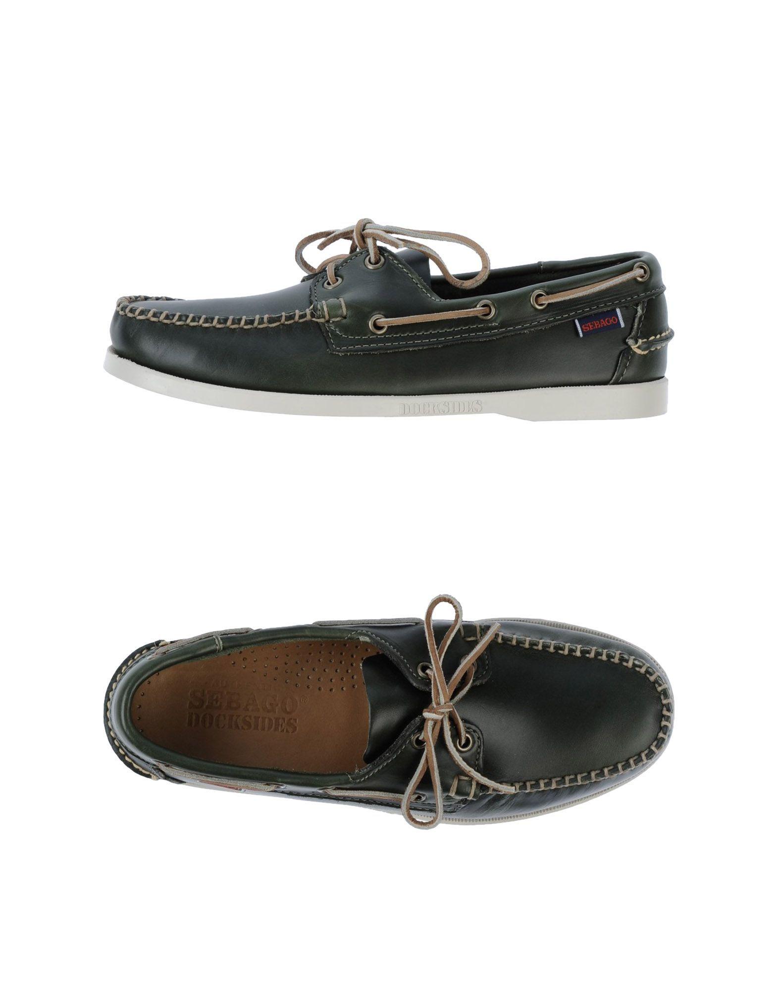 ad987771 Sebago docksides Men - Footwear - Moccasins Sebago docksides on YOOX ...