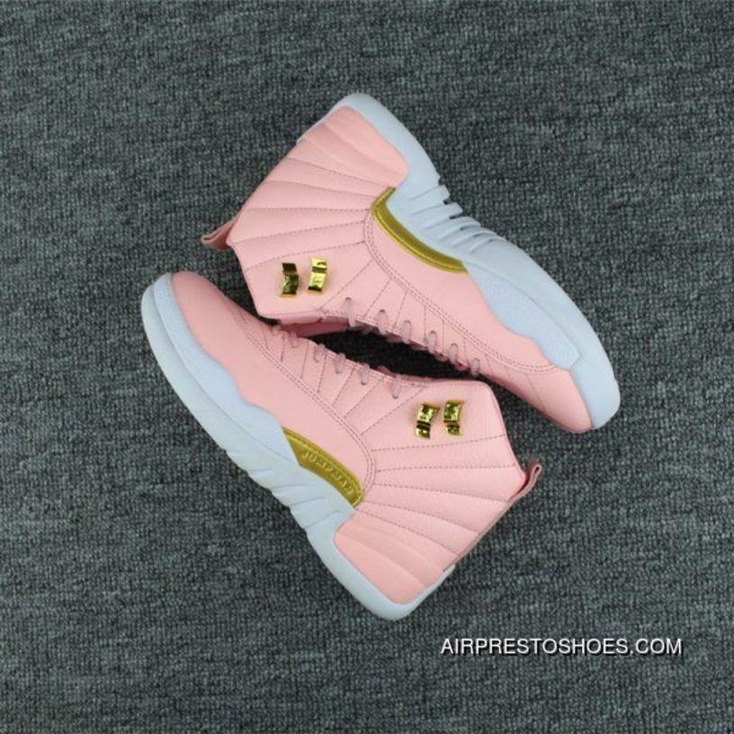 2018 Air Jordan 12 GS Pink Lemonade