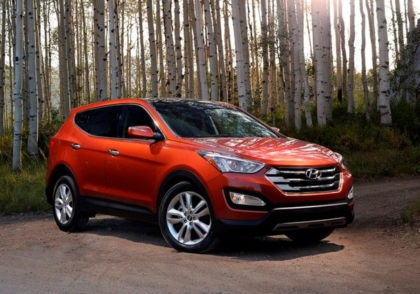 2013 Hyundai Santa Fe Sport Named A 10 Best Interiors By Wards Hyundai Santa Fe Sport Hyundai Santa Fe 2014 Hyundai Santa Fe