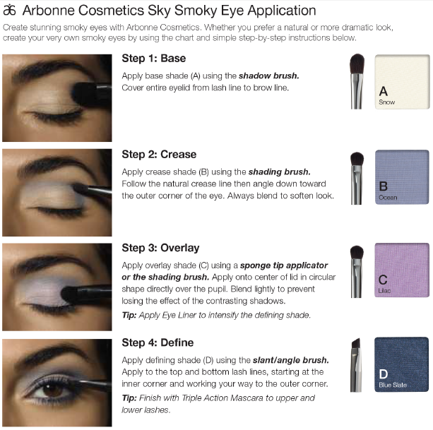 how to apply makeup easy steps howsto co