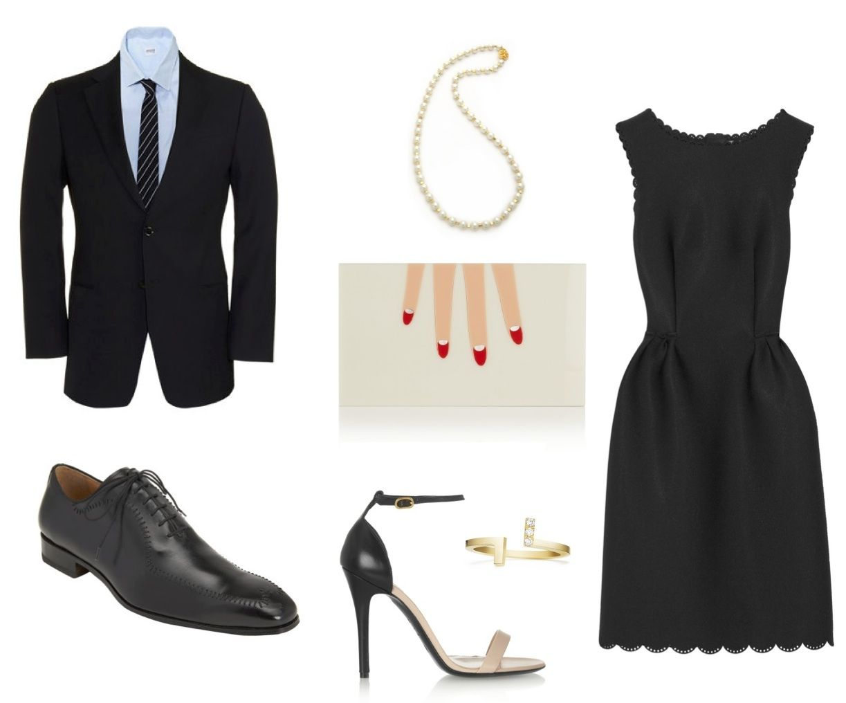 What to wear to a wedding with a cocktail attire dress code | Reign ...