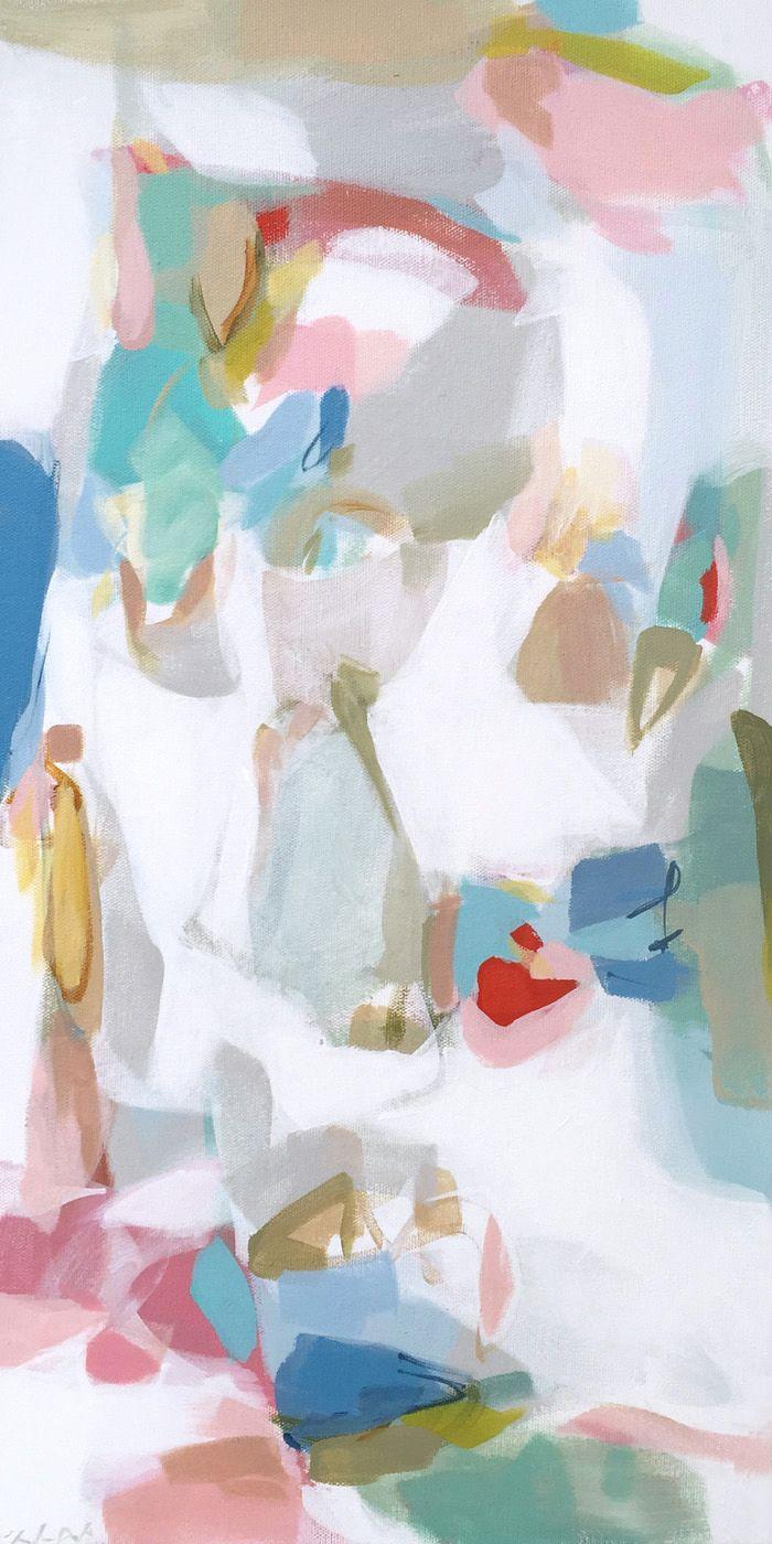 Q & A with Artist Christina Baker + Her Newest Work