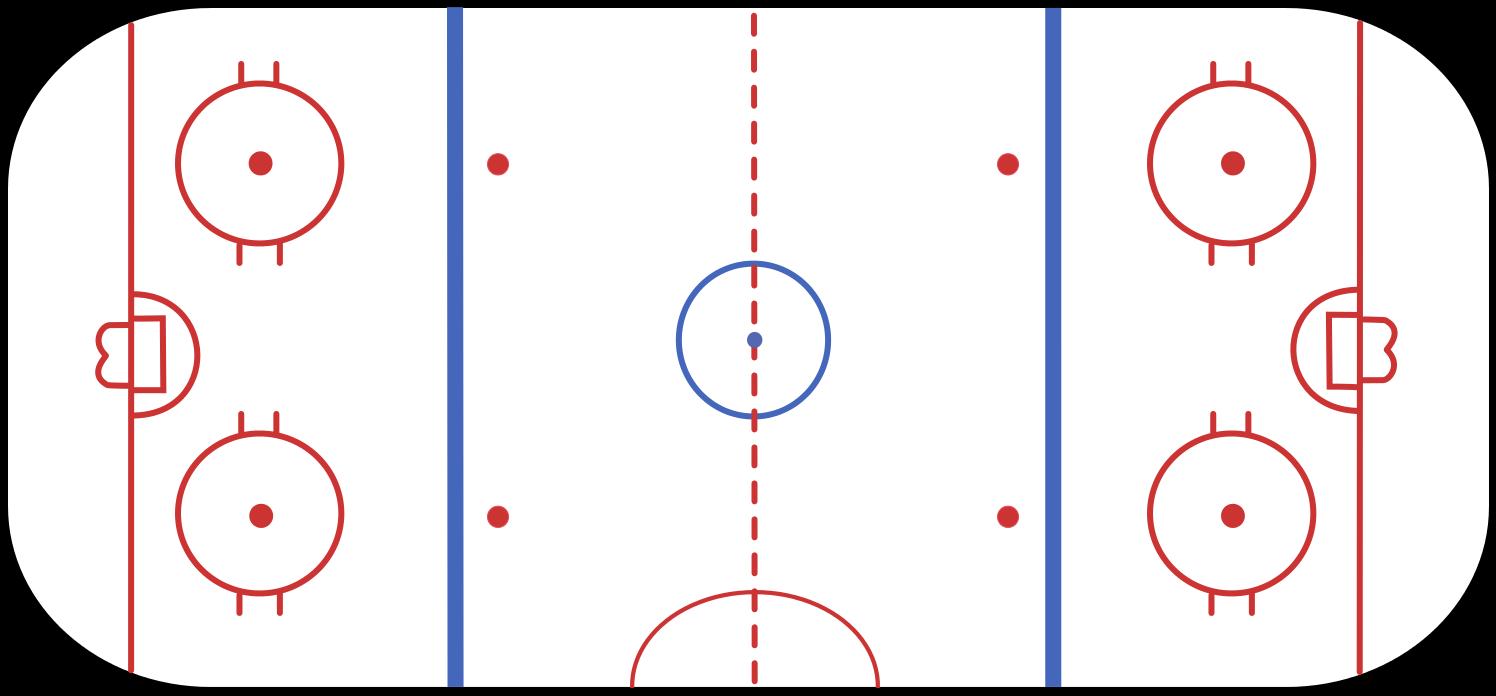 File Icehockeylayout Svg Ice Hockey Hockey Sledge Hockey