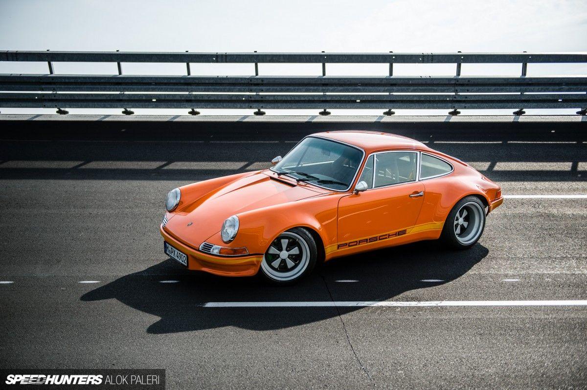 Porsche 911 re imagined autoaktiv motorsport lightspeed classic
