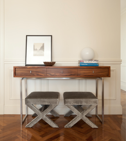 Beekman Console Table | wüd | Hallway designs, Furniture ...