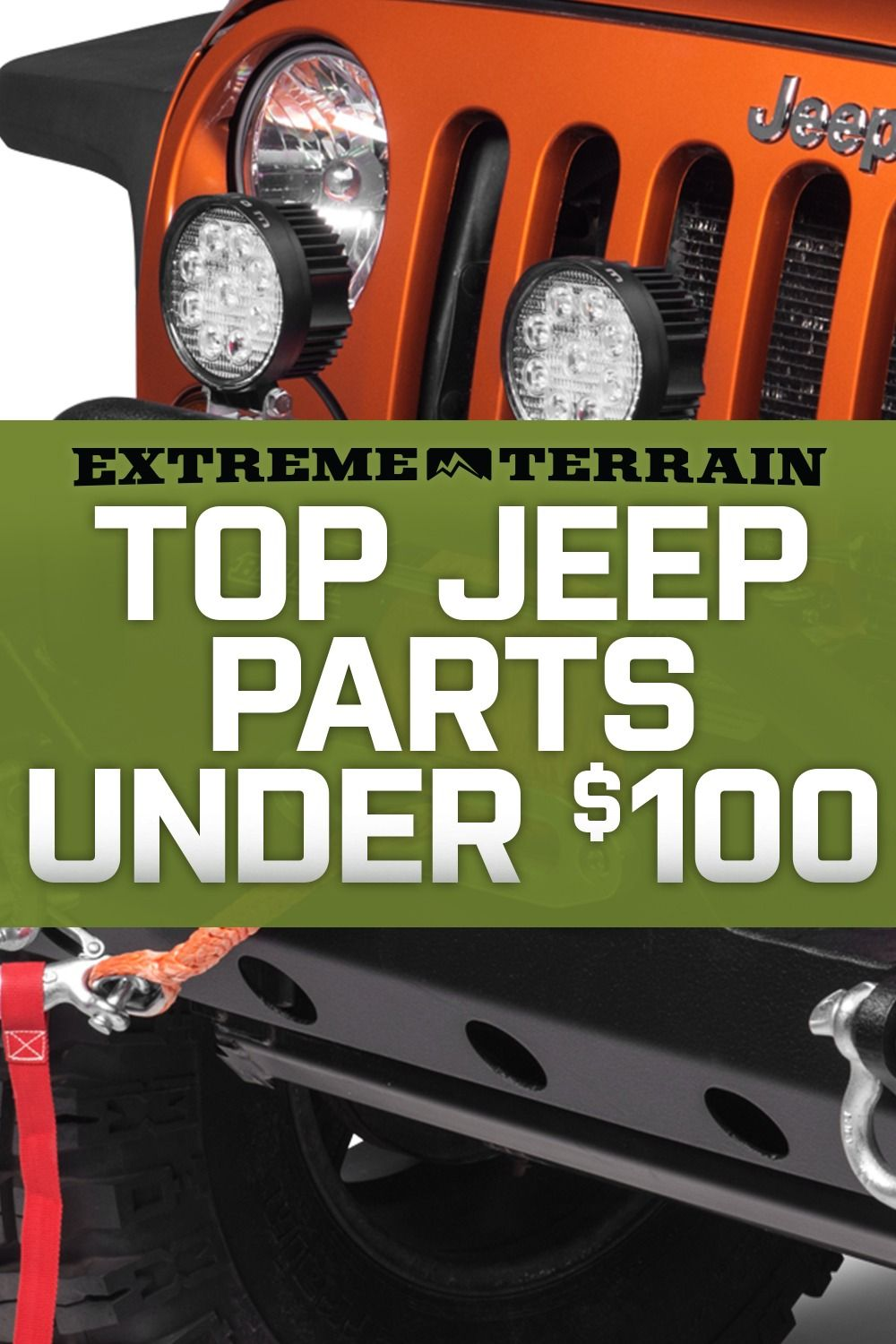 Looking For New Parts For Your Jeep Wrangler But Don T Want To