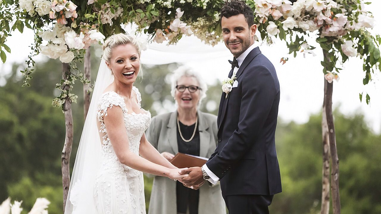 Another empire wedding kaitlin doubleday marries her