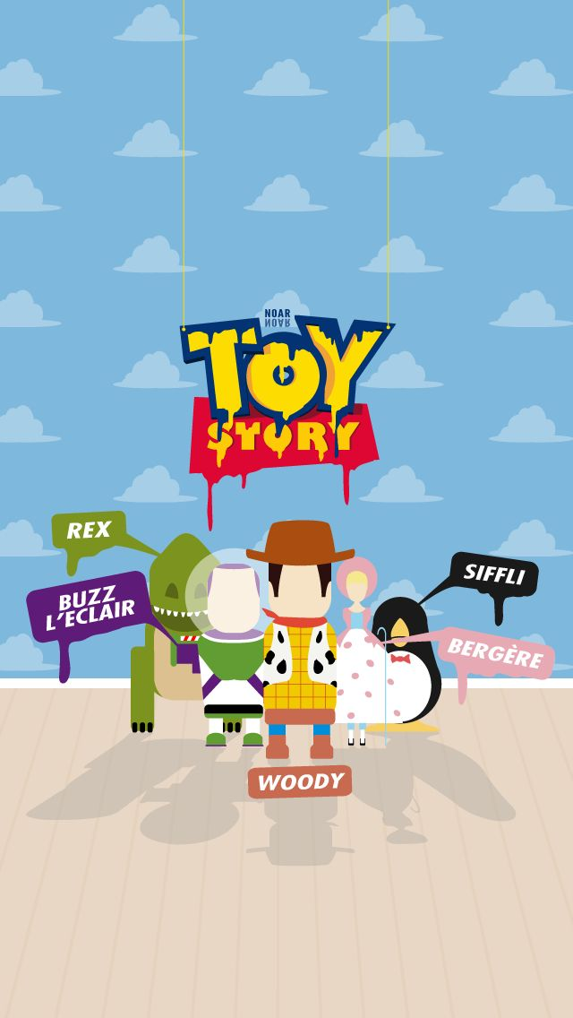 Toy Story Woody Azreen S Board Pinterest Iphone7 壁紙