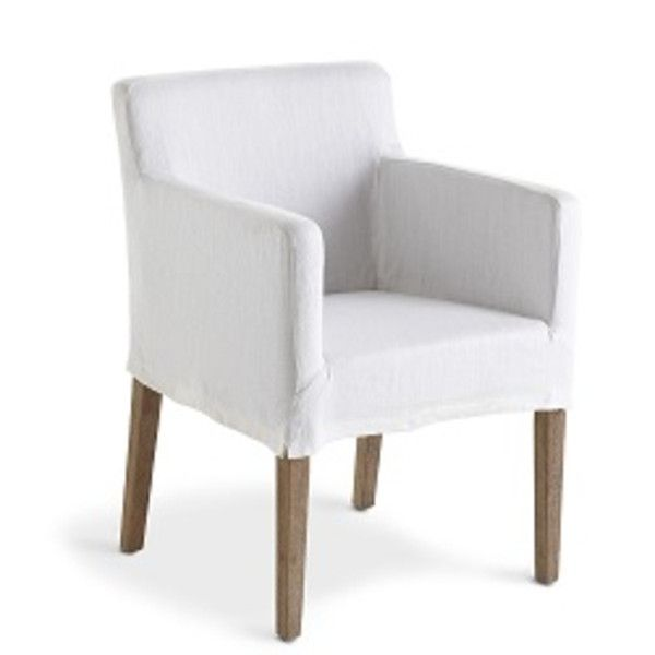 Slipcovered Accent Chair reviews