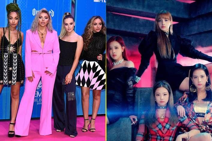 Popular K Pop Girl Group Blackpink — BCMA