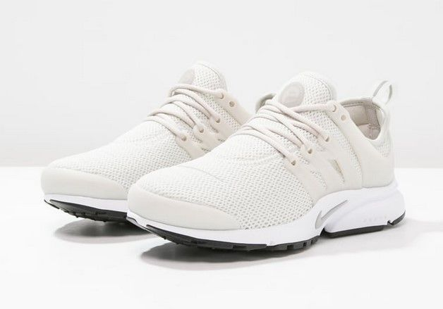 best cheap c831c 5fe34 Nike Sportswear AIR PRESTO Baskets basses light bone light iron ore black  white