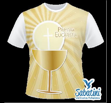 Camiseta Ref0684 Pastoral Familiar Eucaristia