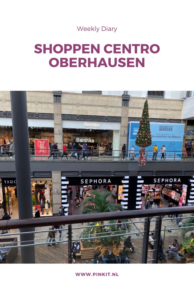 Shoppen Centro Oberhausen Bloggers 2019 In 2020 Nieuwe Week Sephora Vakantie