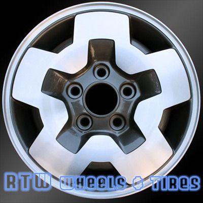 Chevy Blazer S10 S15 Sonoma Factory Oem Wheel Rim 5031 Chevy Wheels Rims And Tires Wheel Rims