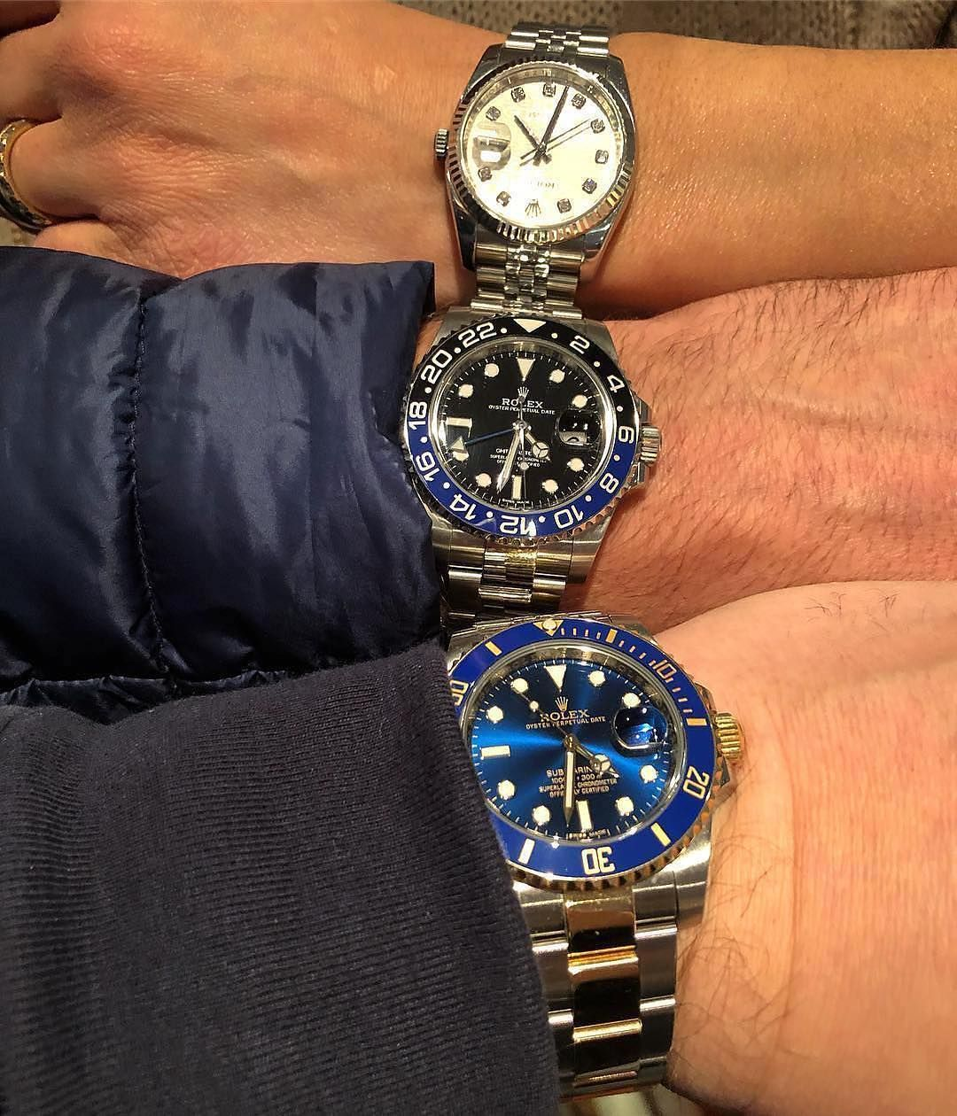 Rich Kids of Instagram  News Which Rolex would you choose