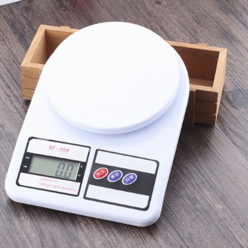 Lcd Portable Digital Electronic Scale 10kg 1g For Digital Kitchen