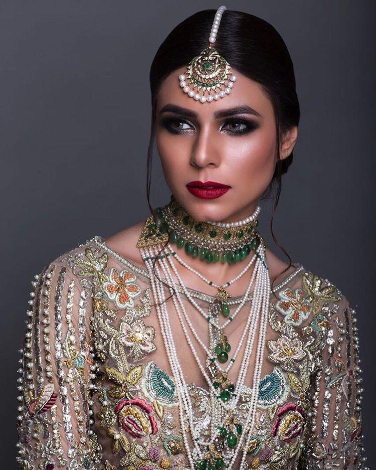 We can't get enough of @arammish's fabulous bridal hair and makeup! #Arammish