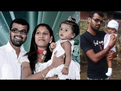 Actor Balaji (Dhadi Balaji) Family Photos - Vijay Tv Anchor Thadi