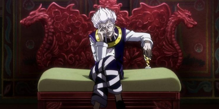 560+Hunter x Hunter 5 Characters Stronger Than Silva Zoldyck & 5 Who Are Weaker