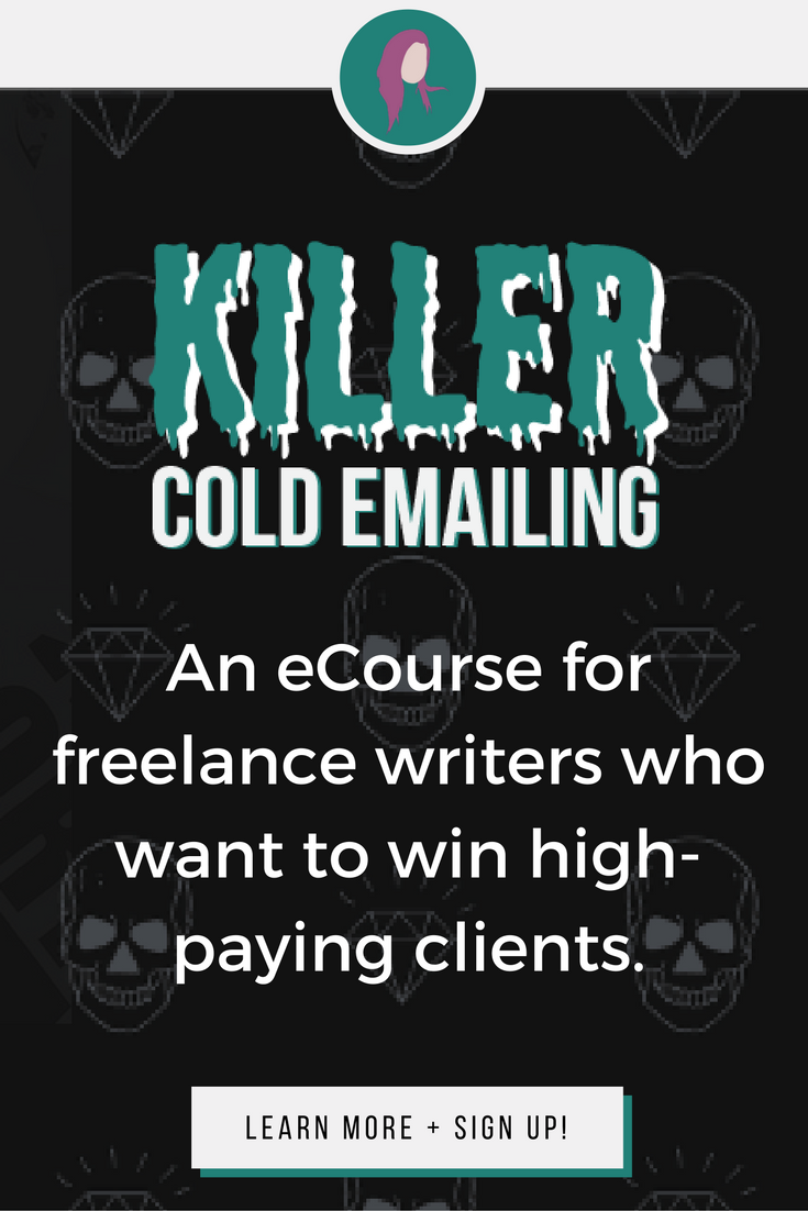 the cold emailing course made specifically to help lance  making money writing online the cold emailing course made specifically to help lance writers clients click and check it out