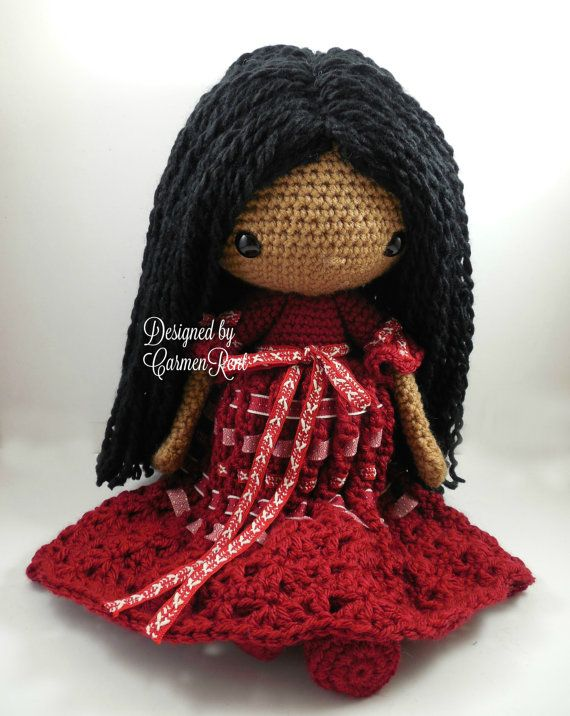 Amigurumi Dress-up Doll | HappyBerry | 716x570
