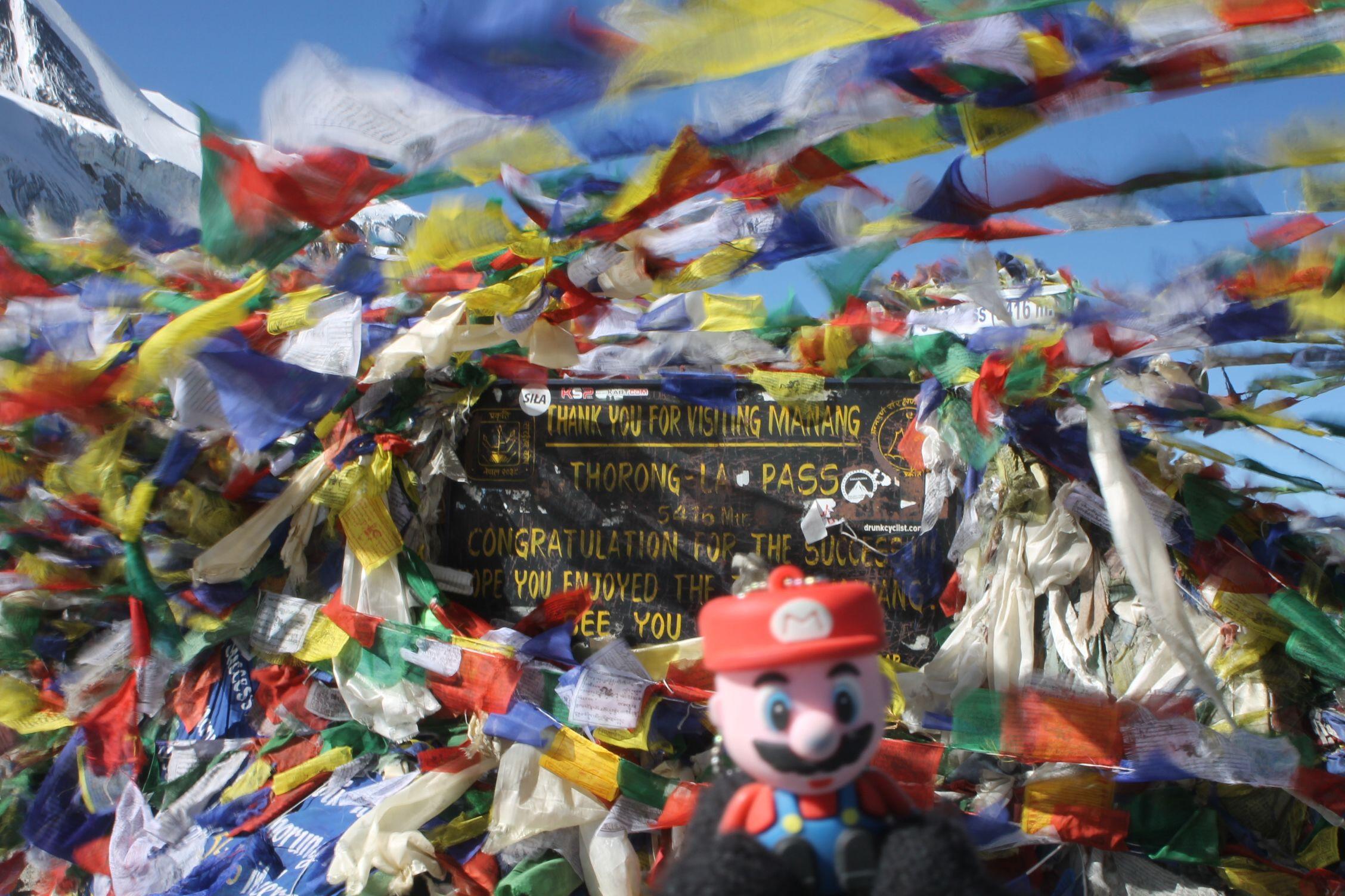 Thorung La Pass, Annapurnas