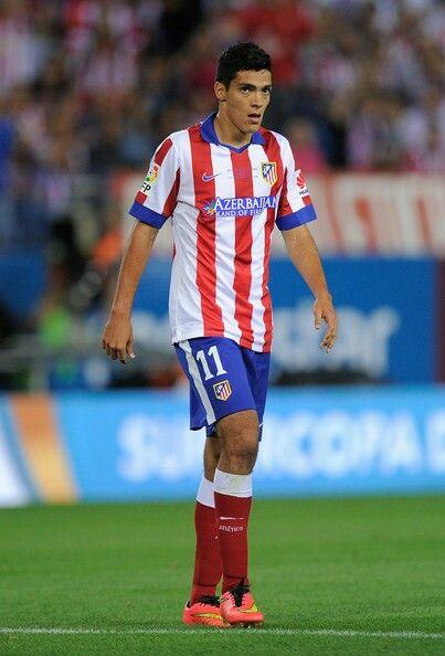 Raul Jimenez Atletico Madrid Soccer Players Soccer Sports Jersey