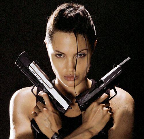 Tomb Raider: Heckler & Koch USP Match