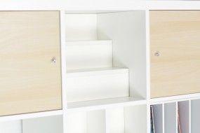 Stufeneinsatz Fur Ikea Expedit Regal Kast Ikea Opberging