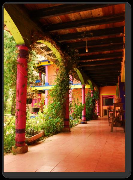 Casa Colonial Tierra y Raíces en San Cristobal de las
