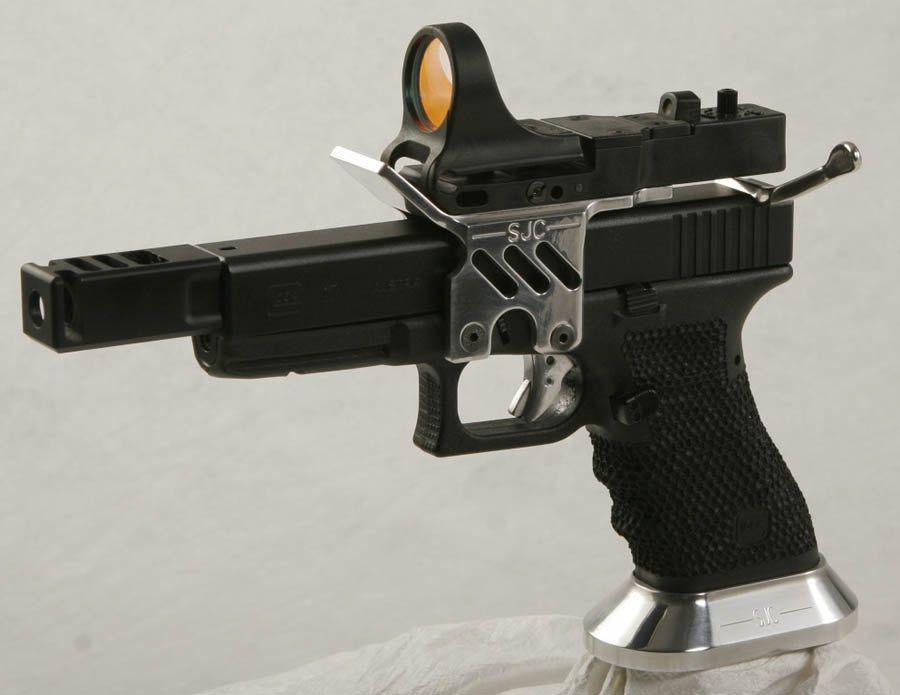 Glock Match Gun   Handguns   Pinterest