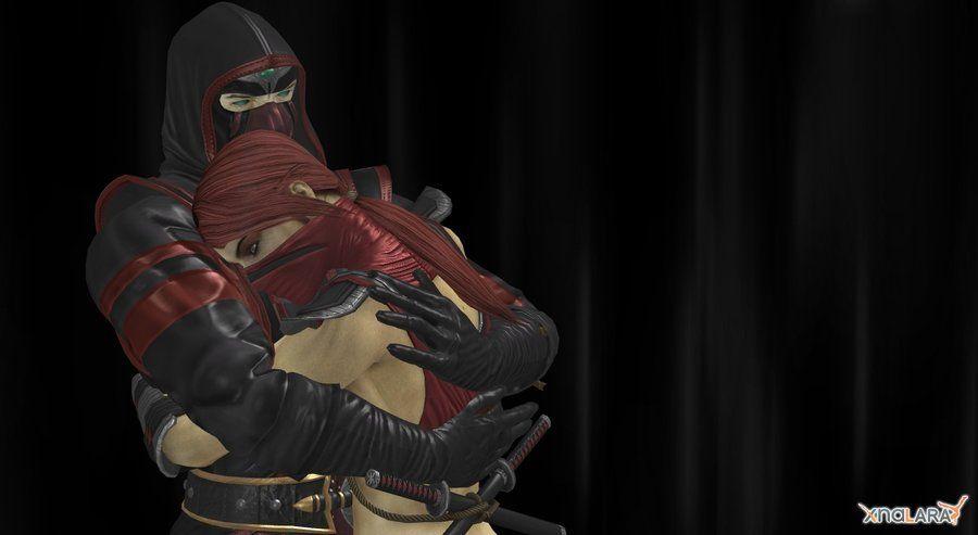 Ermac and Skarlet form Mortal Kombat 2011. All ...