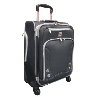 Olympia American Airline Skyhawk 22 Inch Expandable Airline Carry-On