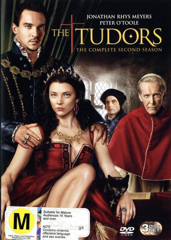 tudor dvd  The Tudors: The Complete Second Season (3 Disc set) | New DVDs ...