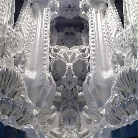 waaaat? | Prototype unveiled for world's first 3D-printed room