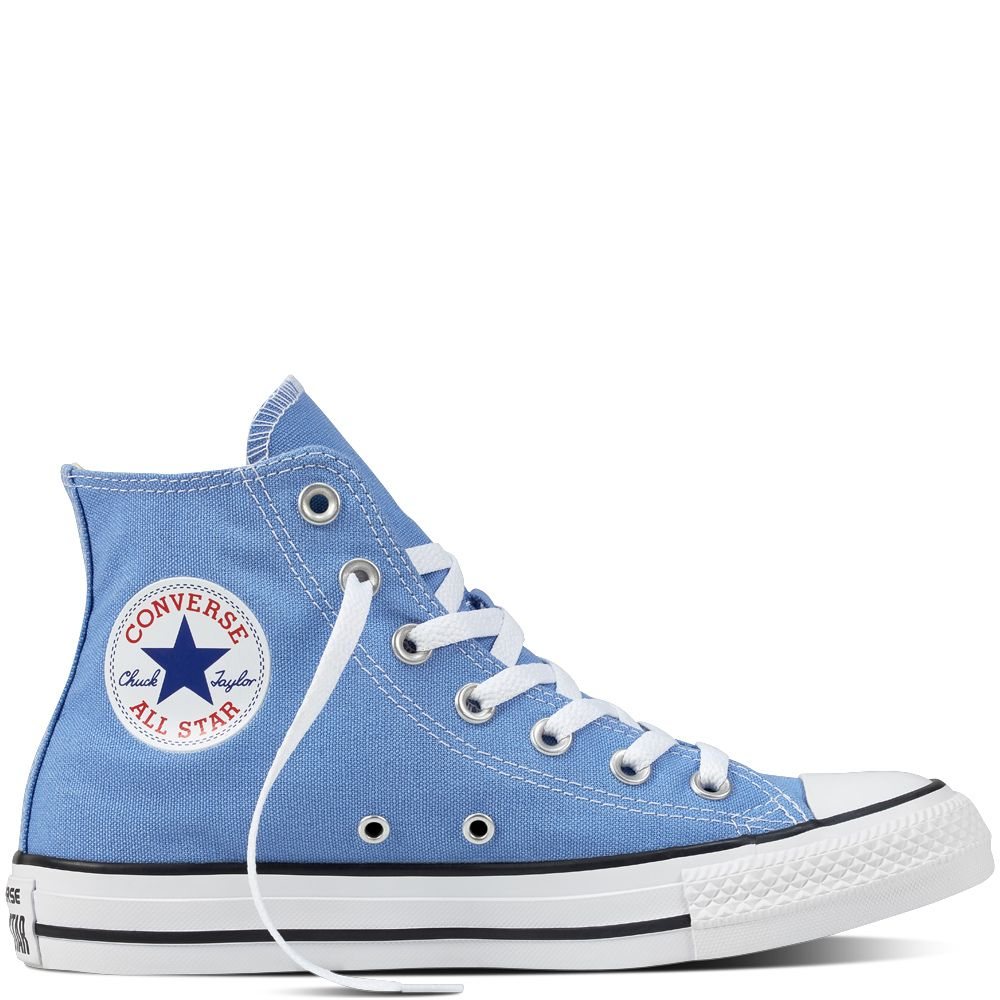 Chuck Taylor All Star Seasonal Color Pioneer Blue pioneer blue