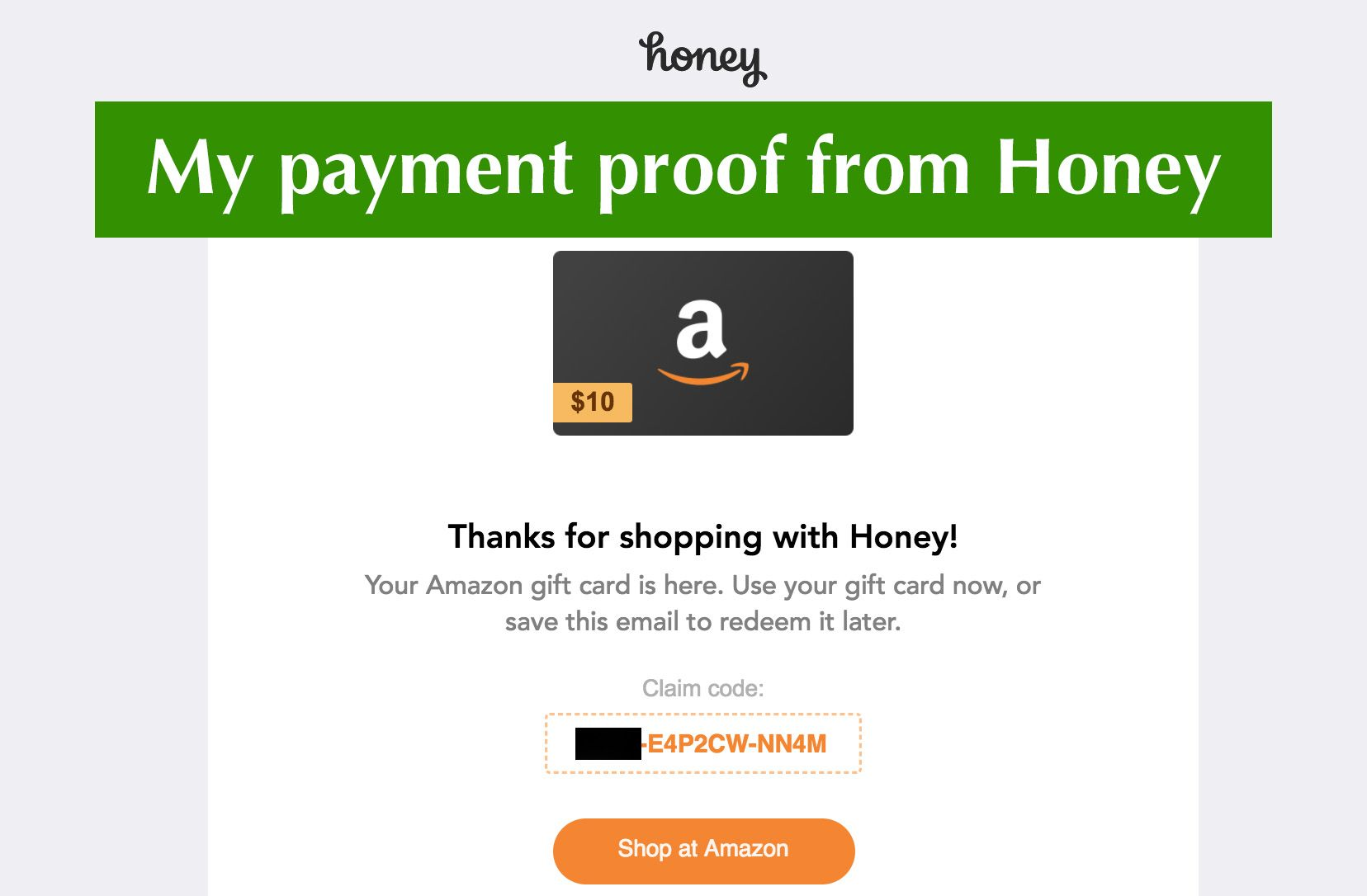 Join Honey Earn Free Gift Cards For Shopping Online Gift Card