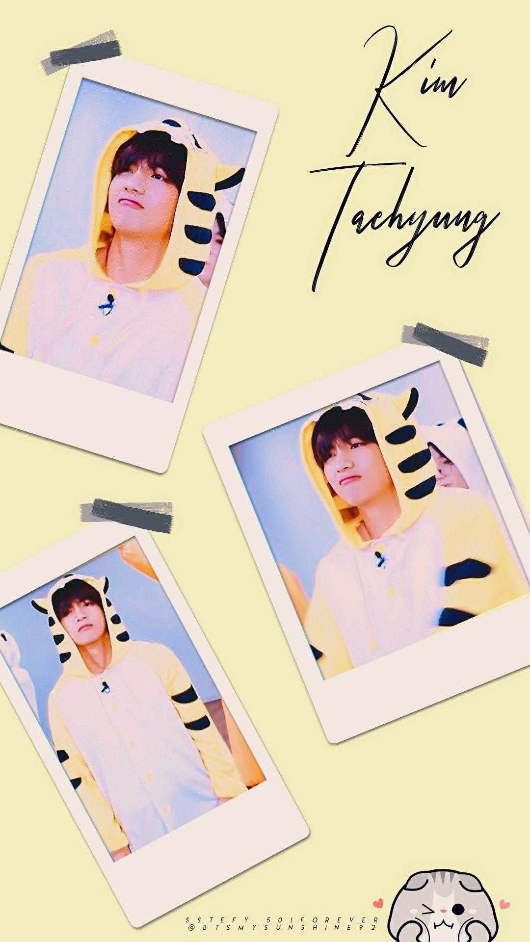 Kim Taehyung So Cute Lockscreen Wallpapers Bts In